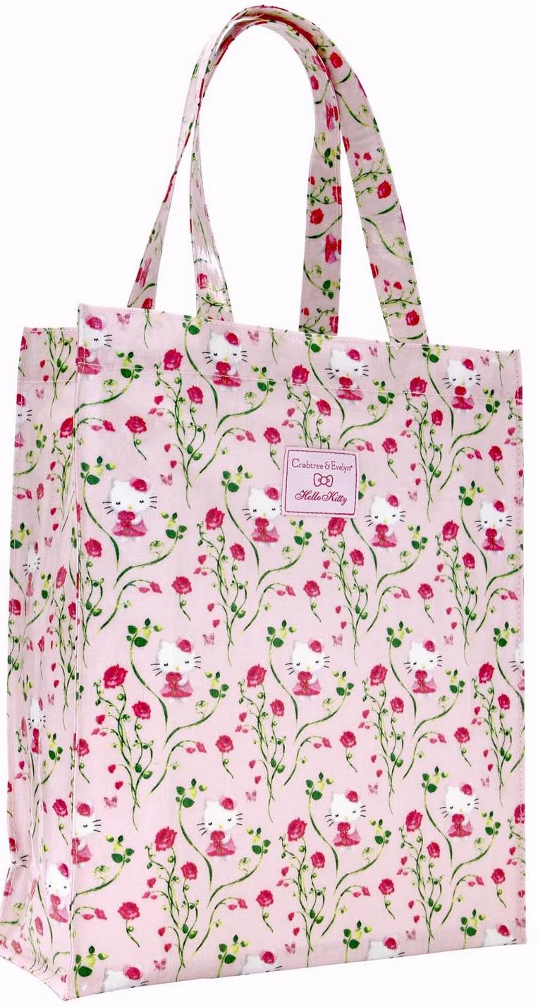 Rosewater X Hello Kitty Tote Bag