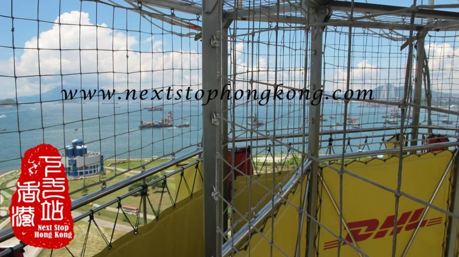 DHL Hong Kong Balloon Gondola