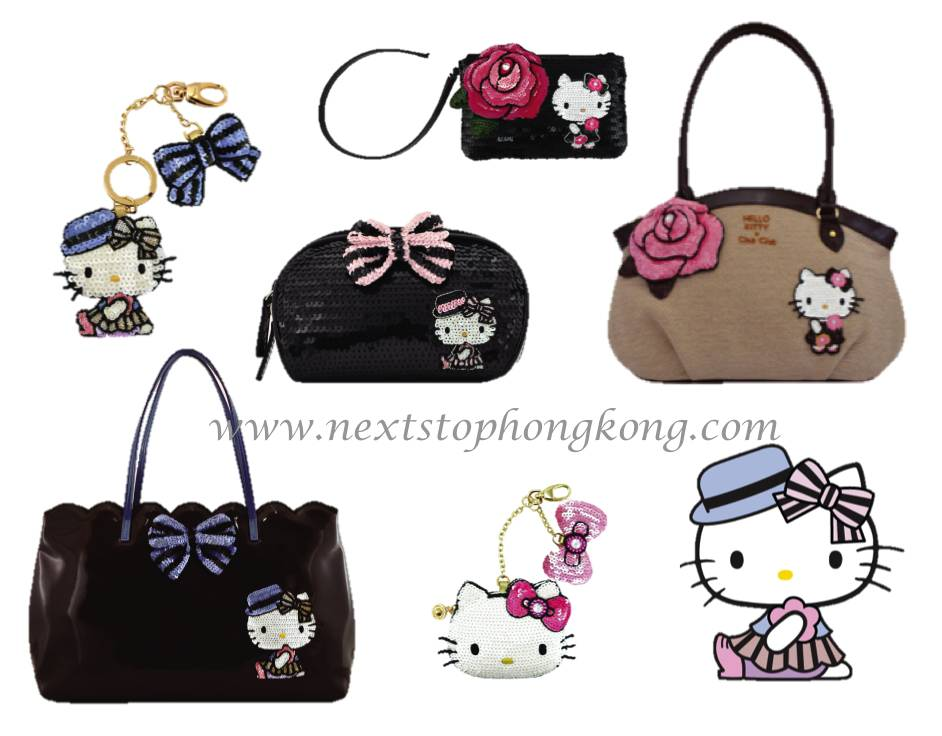Che Che New Your_Hello Kitty