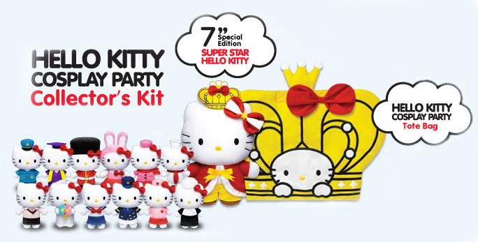 Hello Kitty McDonald