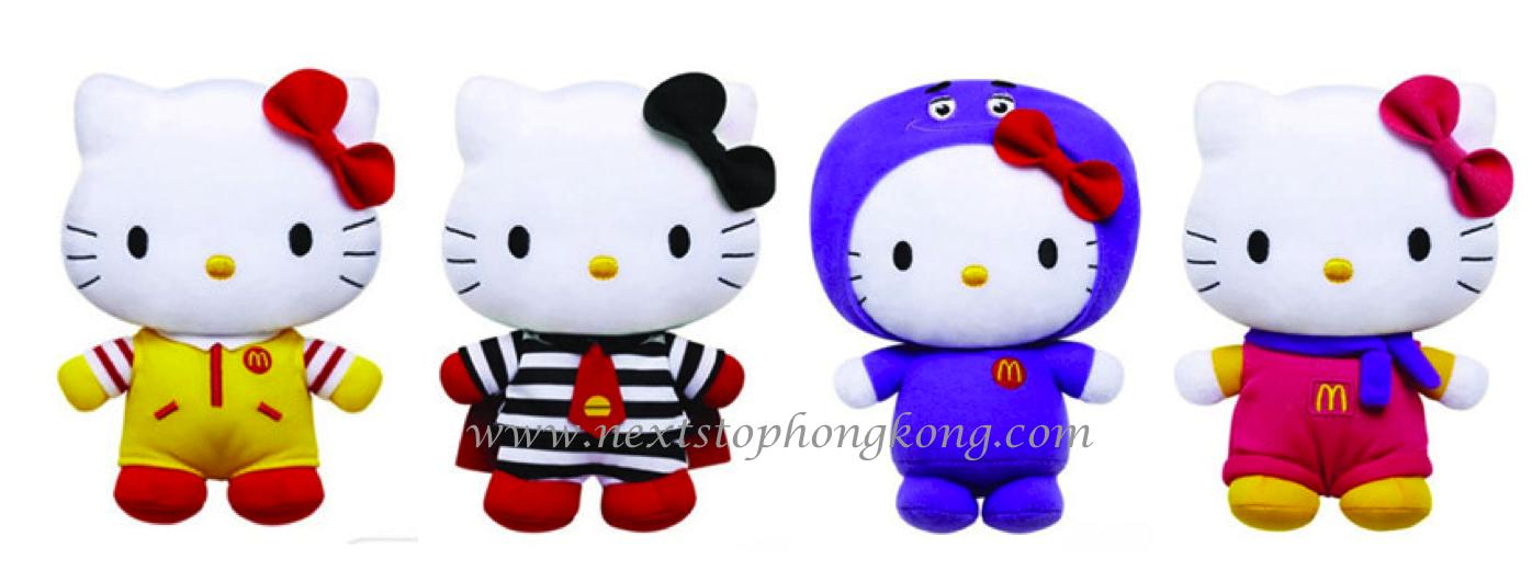 McDonald_Hello Kitty