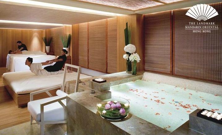 Oriental Spa - Hong Kong Top Spas | NextStopHongKong Travel