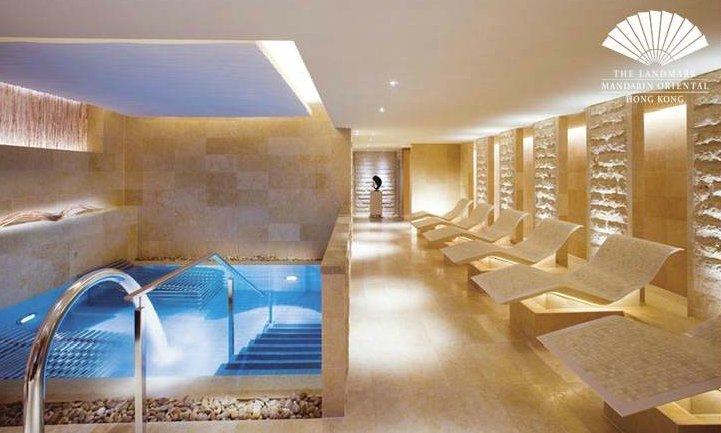Spa at Landmark Mandarin Oriental Hotel