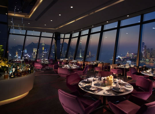 Le 188 lounge hong kong top bars nextstophongkong for Cuisine x hong kong