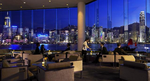 Lobby Lounge Hong Kong Top Bars Nextstophongkong