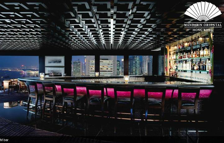 M Bar - Hong Kong Top Bars | NextStopHongKong Travel Guide