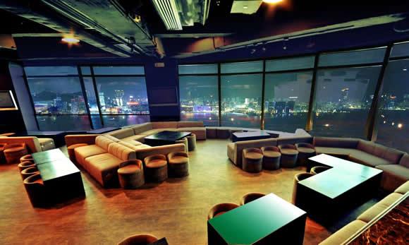 Penthouse Sky Lounge Hong Kong Top Bars
