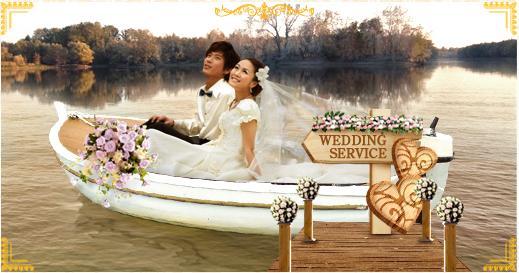 史努比開心世界婚禮