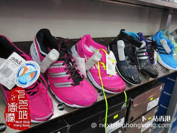 Adidas Running Shoes at Adidas Outlet Kwun Tong