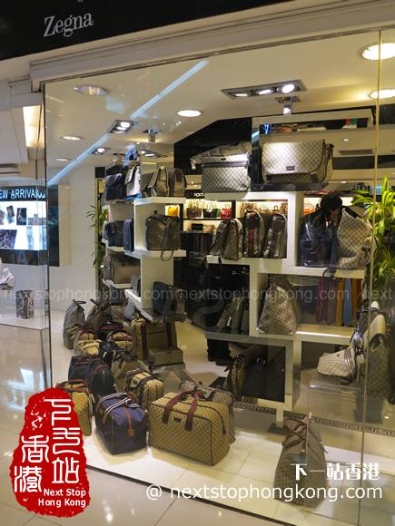 Luxury Bags at ISA Boutique inside China Hong Kong City Outlets