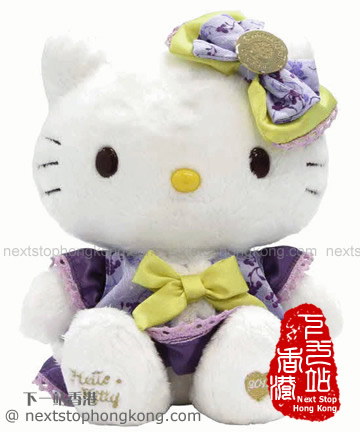 瑰柏翠 Crabtree & Evelyn 2012 圣诞Hello Kitty特别版花香公主系列- Iris