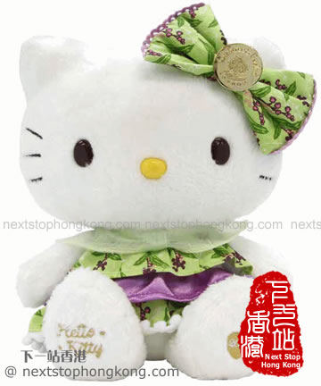 瑰柏翠 Crabtree & Evelyn 2012 圣诞Hello Kitty特别版花香公主系列 - Lily