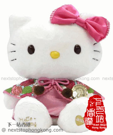 瑰柏翠 Crabtree & Evelyn 2012 圣诞Hello Kitty特别版花香公主系列 - Rosewater