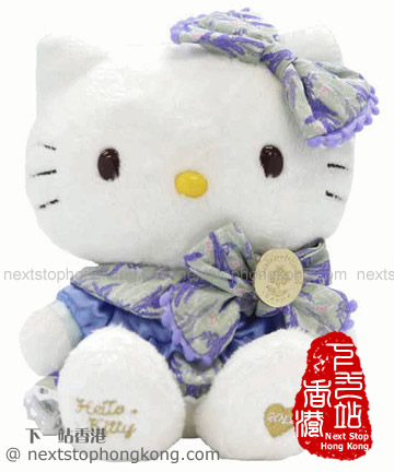 瑰柏翠 Crabtree & Evelyn 2012 圣诞Hello Kitty特别版花香公主系列 - Wisteria