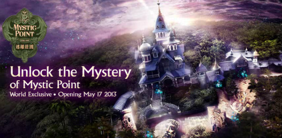 Opening of Mystic Point in Hong Kong Disneyland