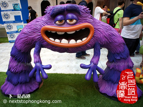 Monsters-University-Exhibition-Time-Square-Art