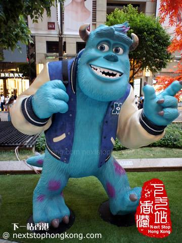 Monsters-University-Exhibition-Time-Square-James-Sullivan