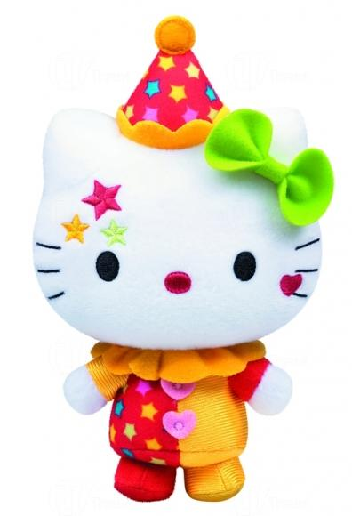"Hong Kong McDonalds Hello Kitty ""Circus of Life"" Collection - Clown"