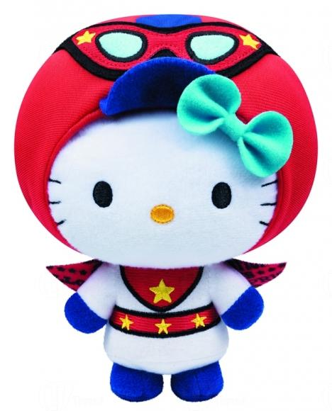 "Hong Kong McDonalds Hello Kitty ""Circus of Life"" Collection - Dare Devil"