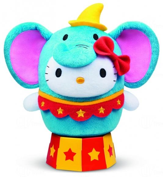 "Hong Kong McDonalds Hello Kitty ""Circus of Life"" Collection - Jumbo"