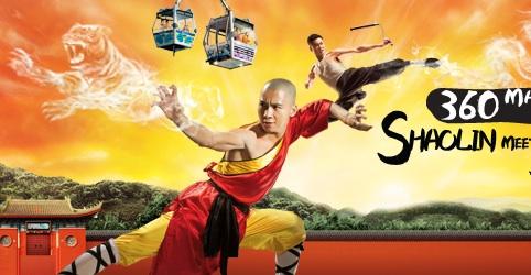 Ngong Ping 360 Martial Arts Extravaganza