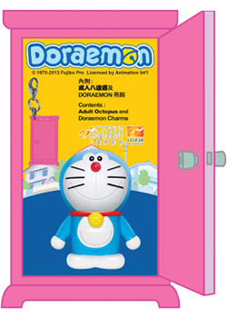 3D Doraemon Octopus - Adult