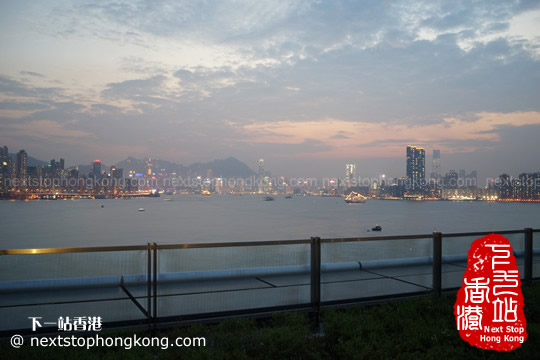 Kai Tak Cruise Terminal Roof-Top Park