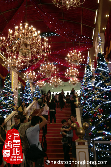 WinterFest in Hong Kong - Harbour City (Tsim Sha Tsui)