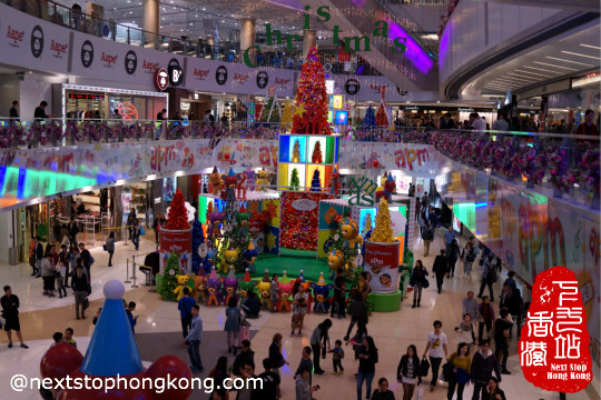 WinterFest in Hong Kong - apm (Kwun Tong)