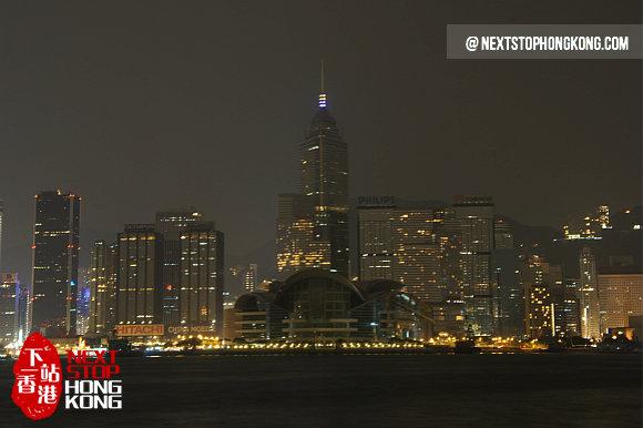Hong Kong Earth Hour 2013
