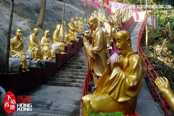 Ten Thousand Buddhas Monastery Temples Nextstophongkong Travel Guide