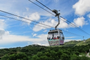 Ngong Ping Cable Car Maintenance Closure Till June 2017 and How to Get Up There