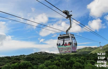 Ngong Ping 360 Cable Car Hong Kong