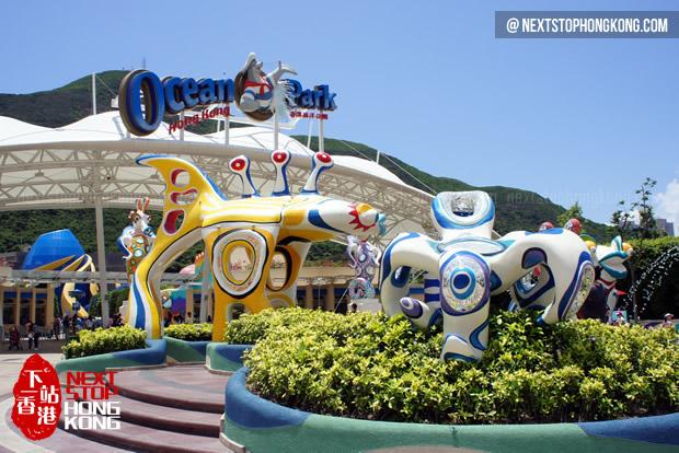 ocean park promotion