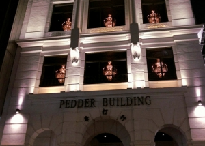 Pedder Building Hong Kong