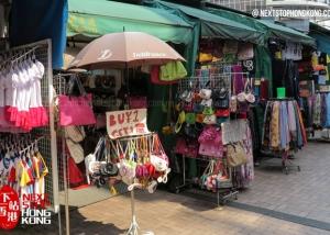 Stanley Street Market Hong Kong