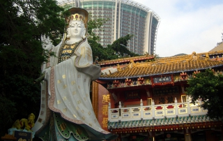 Tin Hau Temple Hong Kong