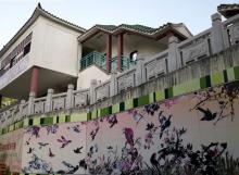 Yuen Po Street Bird Garden Hong Kong