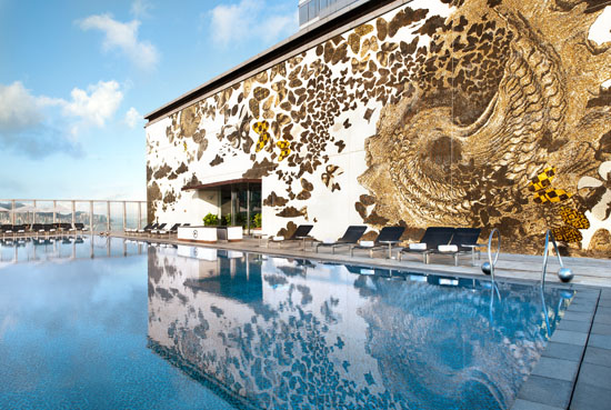 Hong Kong Top 15 Hotels With Rooftop Swimming Pools With A