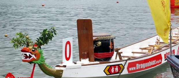 Hong Kong Dragon Boat Race Festivals 2014