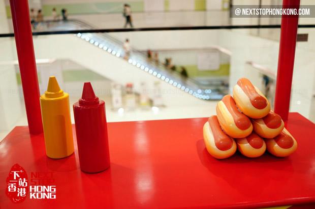 LCX x Yum Yum Hot Dog Stand