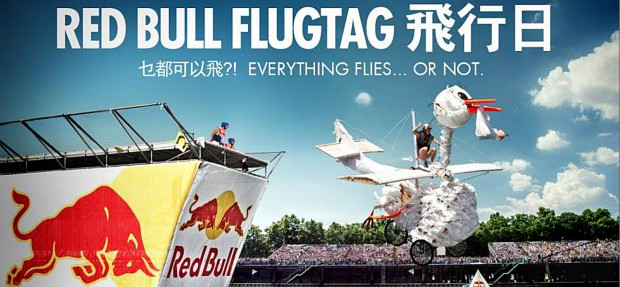 Red Bull Flugtag 2014 Hong Kong