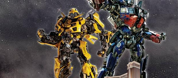 Transformers Exhibition in Macau 2014
