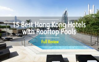 Best Hotels with Rooftop Swimming Pool in Hong Kong