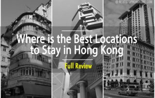Best Location to Stay in Hong Kong