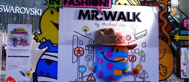 Fashion Walk Little Miss Exhibition 2014