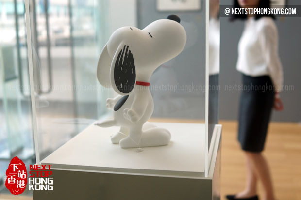 Harbour City Snoopy Japanesque Exhibition