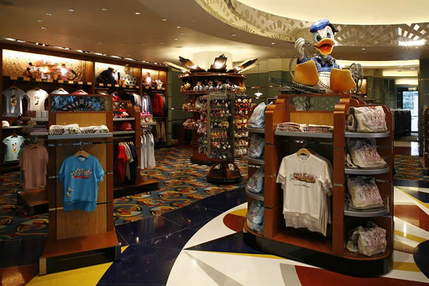Celebrity Gifts in Disney's Hollywood Hotel