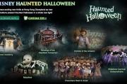 Disney Hong Kong Haunted Halloween 2014