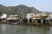 Hong Kong Tai O Fishing Village